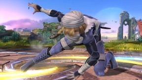 Super Smash Bros Sheik